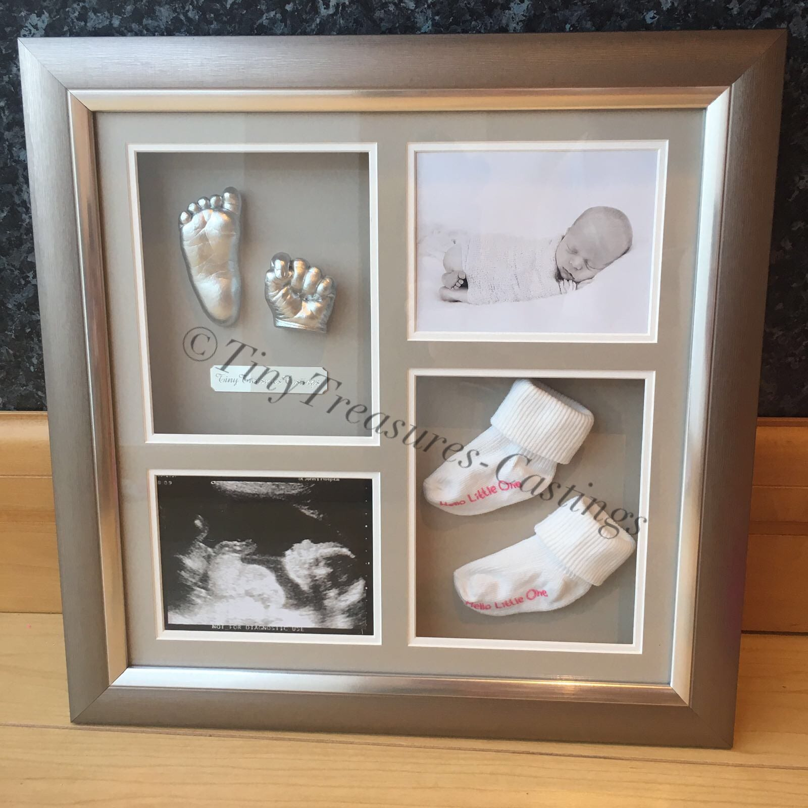 My First Memory Frame Classic Tiny Treasures Castings Essex